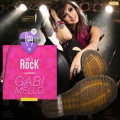 Lets Rock (Novembro/ 2014) | Let's Rock, uma caixina musicalmente inspirada! A caixinha, edição limitada e especial, de novembro da EsmalteriaClub traz muito estilo e é inspirada na sonoridade do rock e do pop atual. Para deixar tudo ainda mais especial, os produtos que estarão presentes na caixinha foram selecionados pela cantora mineira, de projeção nacional Gabi Mello. Deixe esse estilo marcante invadir as suas unhas e let's rock.