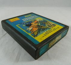 Vintage Atari 2600 SORCERER'S APPRENTICE Cartridge Disney Mickey Mouse Tested