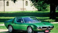 1970 - Alfa Romeo Montreal