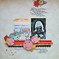 A Project by Davinie from our Scrapbooking Gallery originally submitted 03/20/12 at 12:02 PM