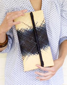 Loving the Ariel clutch {Kayce Hughes}