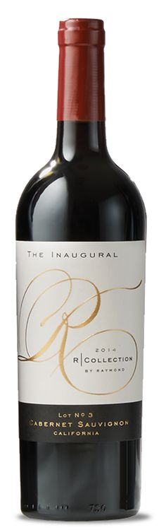 Raymond 'The Inaugural' 2014 Cabernet Sauvignon, California  Just a sip of this lovely Cab will explain the hype. Made with premium grapes from top-sited vineyards throughout the Central Coast, The Inaugural is a perfectly barrelaged example of what happens when you combine a stellar year and an equally stellar winemaker, like Stephanie Putnam.
