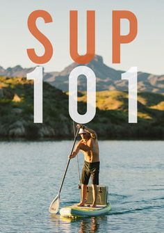 Learn all about stand up paddle boarding and how it started plus some helpful tips and SUP gear guides for beginners. Find everything you need to know to get out on the water and have a safe and fun paddle. Learn all about stan Sup Boards, Paddle Boarding, Sup Accessories, Surfing Tips, Sup Stand Up Paddle, Sup Yoga, Standup Paddle Board, Paddle Board Yoga, Sup Surf