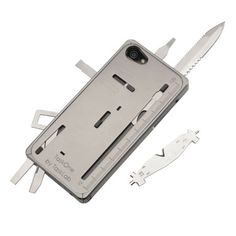 iPhone swiss army knife case