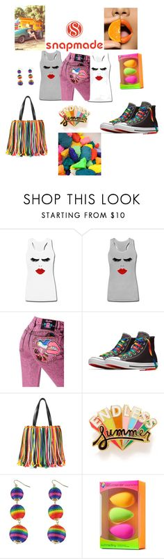 """""""endless summer"""" by schianomarina ❤ liked on Polyvore featuring Marc Jacobs, Emilio Pucci, ban.do and beautyblender"""