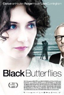 Black Butterflies (2011): a Dutch film about the life of South-African poet Ingrid Jonker.