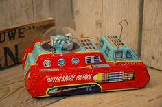 Mihashi - Outer Space Patrol