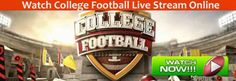 College Football game online watch Oklahoma State vs Central Michigan Live Stream of NCAA FBS Division I-FCS Thursday 3rd September 2015. It's Will be aired on FOX, CBS, ESPN, ESPNU, Big Ten Networ...
