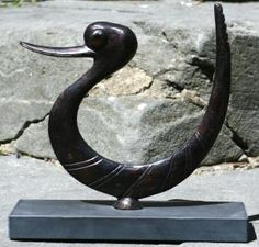 Duck  The duck is a recurrent symbol of the Etruscan art, it's meaning is probably related to family.  Found among the dead's possession in a tumb in VolterraDated VII Cen BC.
