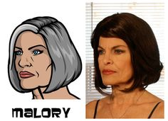 These Are the Real Life Inspirations For The Main Characters of Archer—See The Resemblances? Archer Characters, Disney Characters, Jessica Walter, Sports Magazine, Real Model, Sport Football, Life Inspiration, Real Life, Sci Fi