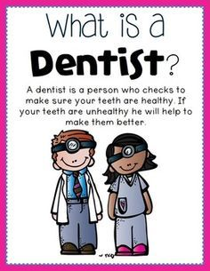 Dental Health Thematic Unit and Craft - Santé bucco-dentaire Dental Health Month, Oral Health, Health Tips, Health Benefits, Health Activities, Preschool Activities, Space Activities, English Activities, Dental Hygiene