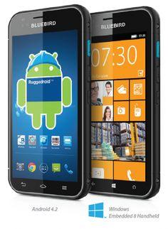Bluebird juntará Android y Windows en el mismo smartphone