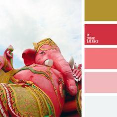 carmesí pastel, color oro, colores para la decoración, combinaciones de colores, elección del color, frambuesa, matices del rosado pastel, paletas de colores para decoración, paletas para un diseñador, rosado claro, rosado pálido, rosado vivo, tonos rosados.