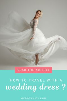 Planning to elope? Here is 5 tips to travel with your wedding dress! Destination Wedding Welcome Bag, Destination Wedding Locations, Wedding Welcome Bags, Advice For Bride, Wedding Advice, Wedding Planning Tips, Dream Wedding, Wedding Day, Destination Wedding Invitations