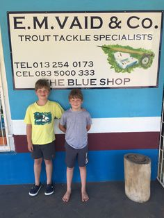 The Blue Shop. The original and most authentic fly fishing destination store in South Africa