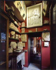 Sir John Soane's Museum Images Holborn London | LondonTown.com