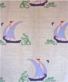 Coastal - katie ridder beetlecat fabric. Also in wallpaper