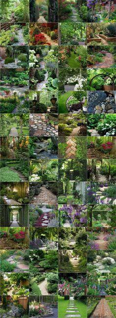64 Glorious Garden Pathways