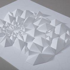 Matthew Shlian | The Tessellation Series | Daddygothisgunloaded