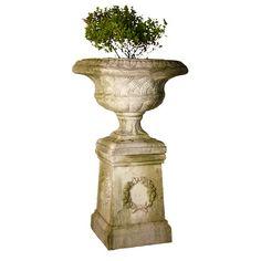 Found it at Wayfair - Round Urn Planter
