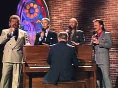 The Statler Brothers - Official Video for 'The King Is Coming [Live]', available now! Buy the full length DVD/CD 'The Gospel Music Of The Statler Brothers Vo. Southern Gospel Music, Country Music, Uplifting Songs, Spiritual Music, Sing To The Lord, Because He Lives, Christian Music Videos, Praise And Worship, Have Time