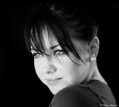 © Naomi Warren #Headshot #Model #Portrait #BlackandWhite