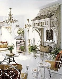A Double Wide - Shabby Chic Style