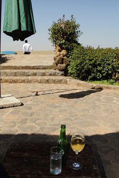 Lake Tana view from Kuriftu Resort and Spa - Amhara, Ethiopia