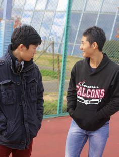 Kei (left): Chinese and Japanese Kou (right): Russian, Filipino, Japanese, and Korean