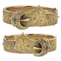 Buckle Bracelets - Victorian - Category:Bracelets - AJU