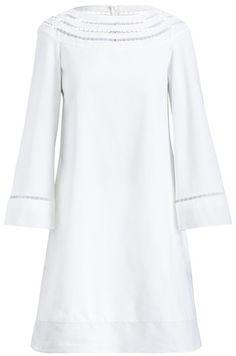 Ralph Lauren Collection Ralph Lauren Collection Felicia Cotton Dress. Ralph  Lauren fashions. I\u0027