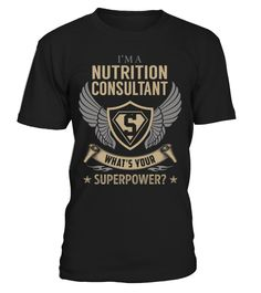 Nutrition Consultant - What's Your SuperPower #NutritionConsultant