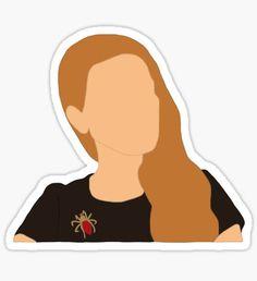 Pegatina Cheryl ~ Riverdale