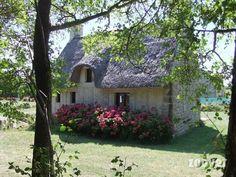 Adorable little cottage in Bretagne, France