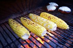 Cheesy Grilled Corn - 07
