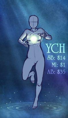 YCH Mage|closed by Karsagi