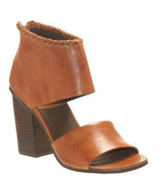 Take a look at this New Tan Caldura Sandal by Bacio61 on #zulily today!