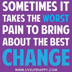 Amen!!!!   People CAN Change--for the better.  God works in amazing ways!!!