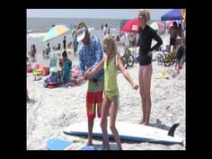 Learn to Surf on Hilton Head Island with Palmetto Dunes Oceanfront Resort
