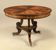 Maitland-Smith Center Table
