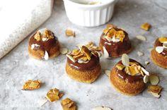 Paleo Almond Joy Donuts