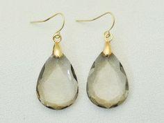 Housewives Teardrop Earrings   Housewives Jewelry