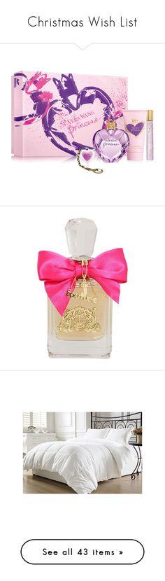 """Christmas Wish List"" by mercedesrenee ❤ liked on Polyvore featuring beauty products, gift sets & kits, vera wang, fragrance gift sets, fragrance, perfume, beauty, makeup, eau de parfum perfume and perfume fragrance"