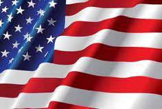 American Flag US HD Wallpaper #8225 Wallpaper  ForWallpapers.com — Stock Image
