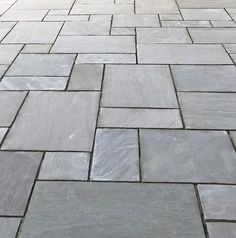 Our Kandla Grey Sandstone Paving suits a range of modern and traditional designs. This patio was created with our Kandla Grey Sandstone Patio Kit.