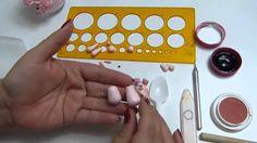 conejitos miniatura en porcelanicron para decorar manualidades, lazos  r...