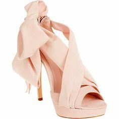 3ddc8ad18d6 Alexander McQueen 2012 Fall-Winter so pretty! Zapatos AzulesZapatos De ...