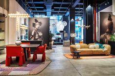 vosgesparis: From Milan to New York City | Moooi Presentation & carpets