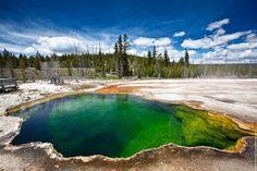 USA Yellowstone NP
