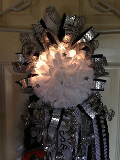 Senior Homecoming Mum 2013 | Flickr - Photo Sharing!